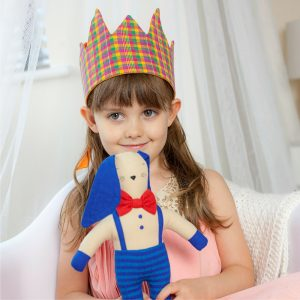 plaid-crown