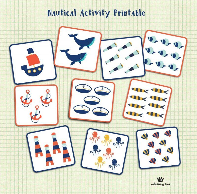 nautical activity 1