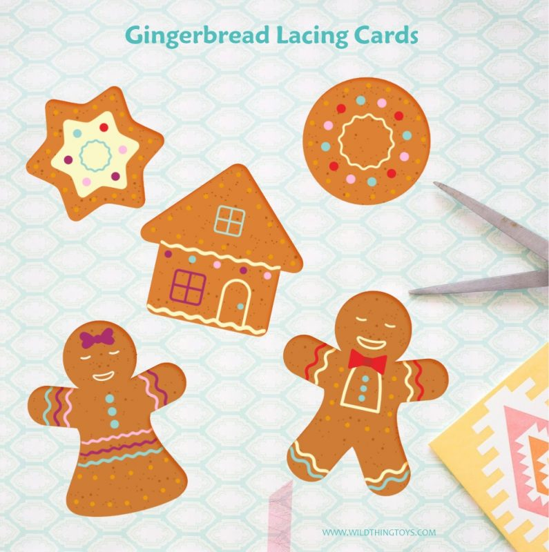 gingerbread-lacing-cards-display
