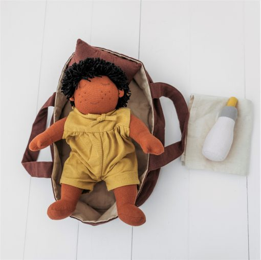baby doll carry cot