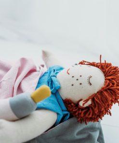 fair trade baby doll