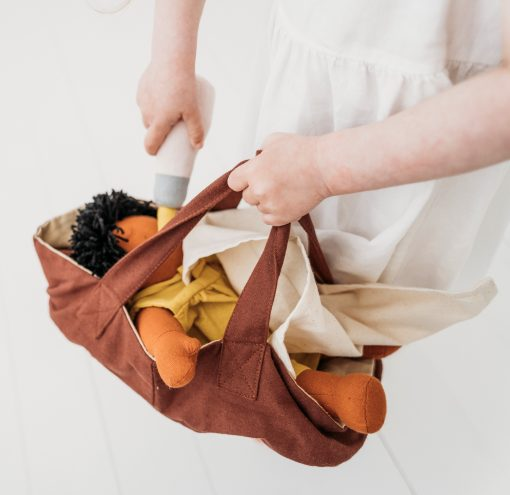 carry cot doll